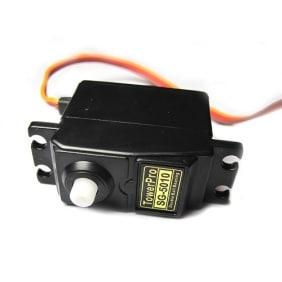 Potenciômetro Controlando Servo Motor