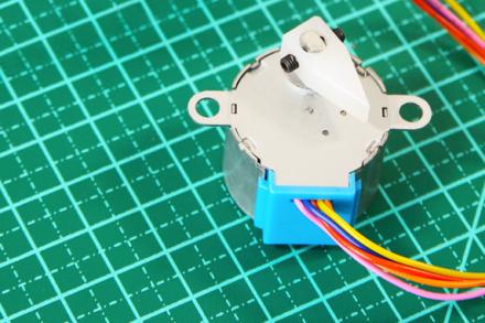 Controlando um Motor de Passo 5v com Arduino
