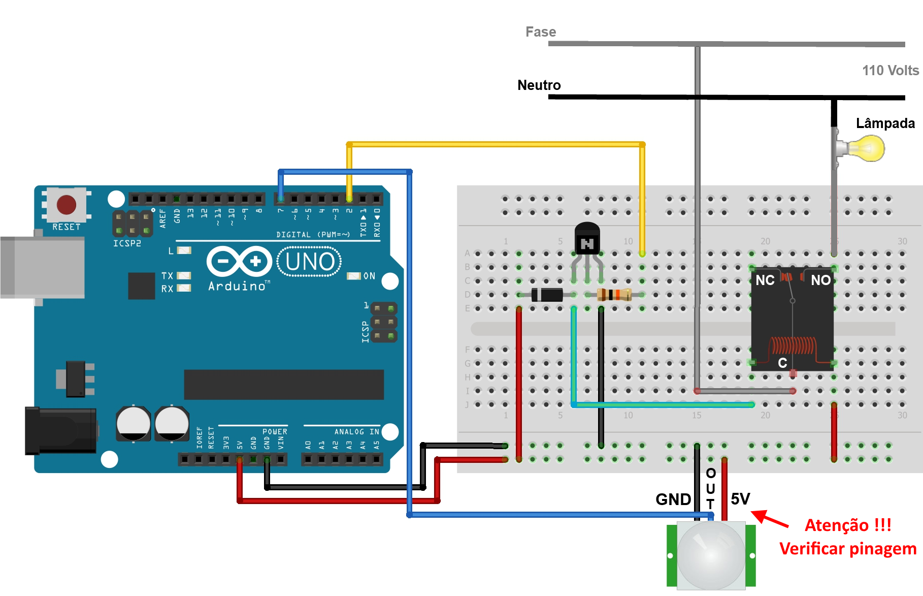 Index Of Wp Content Uploads 2013 12 Transistor Relay Driver Circuit Circuito Sensor De Presenca1