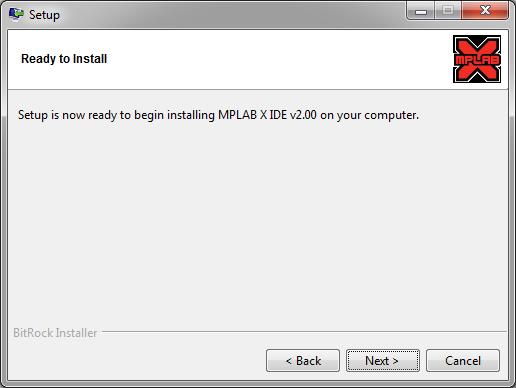 MPLab Install - Pronto para instalacao