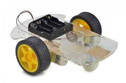 Como montar um Robô Seguidor de Linha com Arduino Motor Shield