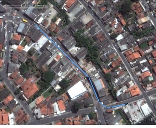 Usando o Arduino GPS Shield com Google Earth