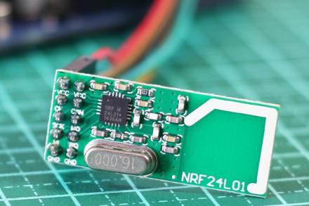 Tutorial: Comunicação wireless com Arduino e Módulo NRF24L01