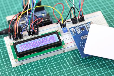 Controle de Acesso usando Leitor RFID com Arduino