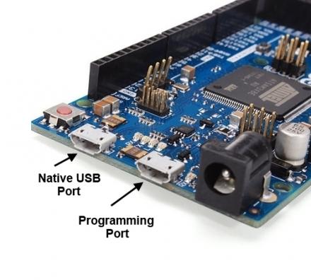 Arduino Due – o Arduino com processador ARM de 32 bits