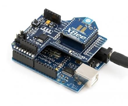 Comunicação Passo-a-Passo entre XBEE e Arduino