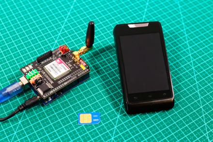 Enviando SMS e Fazendo Chamadas com o Arduino GSM Shield