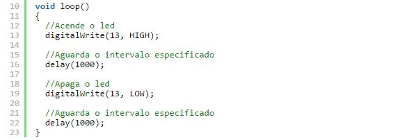 Programa - Loop