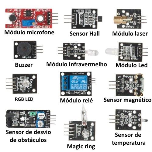 Módulos Arduino
