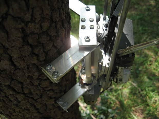 Robô árvore Arduino