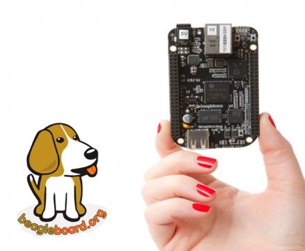 Circuitos básicos com BeagleBone Black