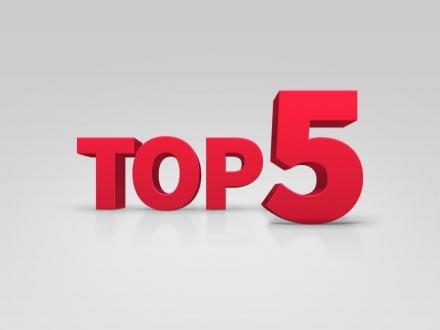 Top 5 tutoriais com Arduino