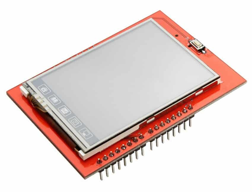 Display TFT 2.4¨ Touchscreen