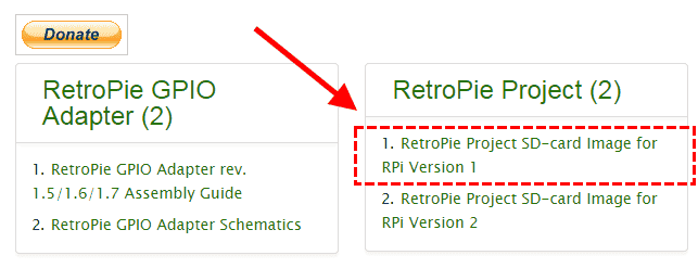 RetroPie Download
