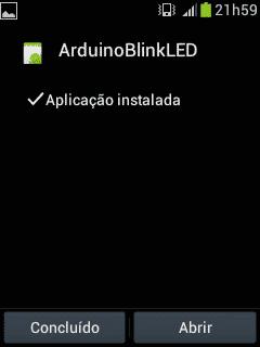 ArduinoBlinkLED Install