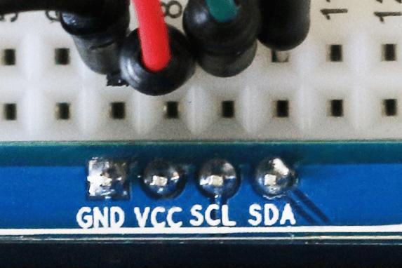 Display OLED - Pinagem