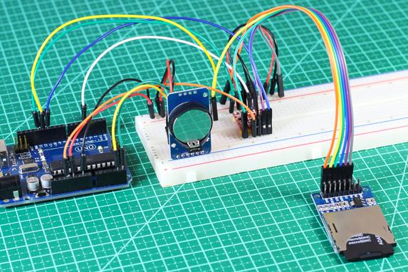 Circuito Datalogger
