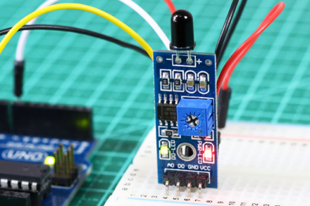 Tutorial Sensor de Chama com Arduino