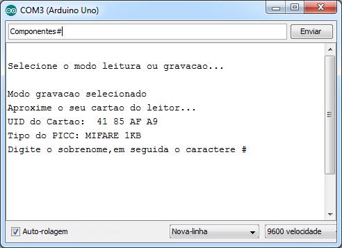 Serial_Monitor_Gravacao_Sobrenome