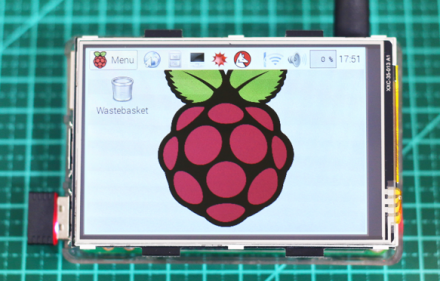Como conectar o Display LCD TFT 3.5″ no Raspberry Pi