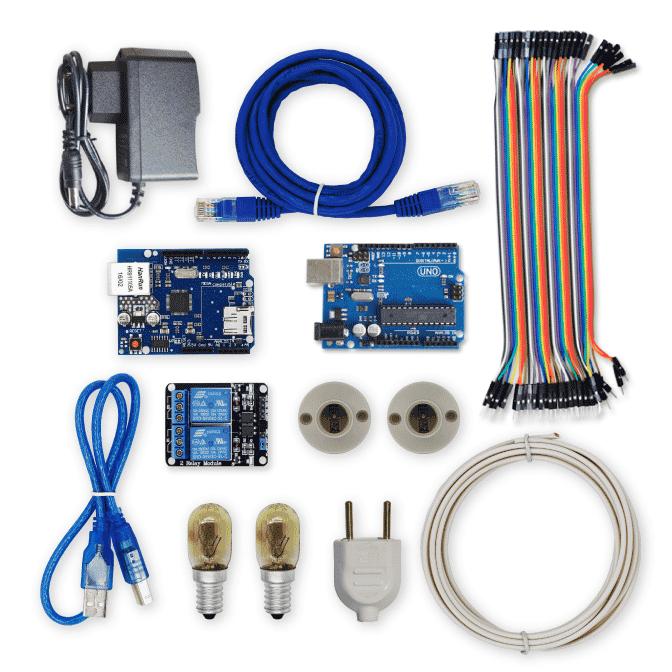 Kit Automação Residencial Arduino