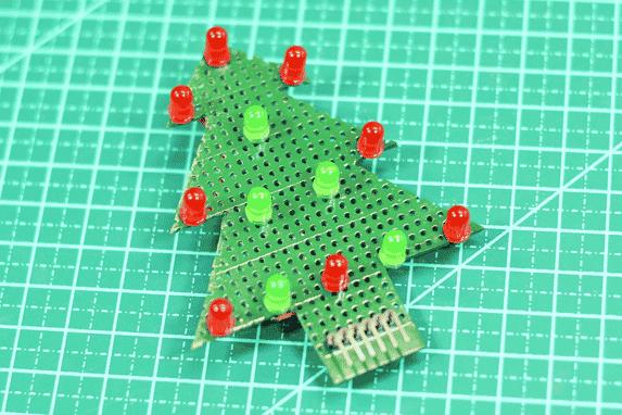 Árvore de Natal Arduino