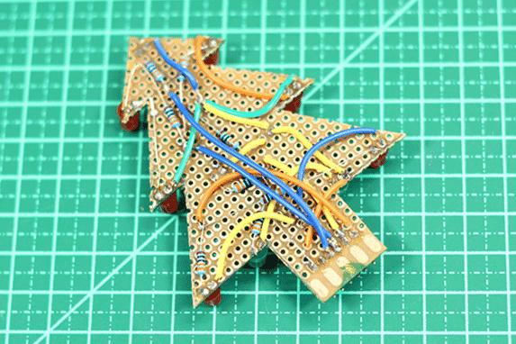 Árvore de Natal Arduino - Final