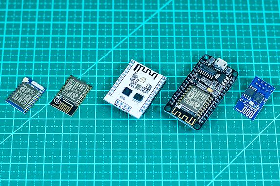 Qual módulo ESP8266 Comprar?