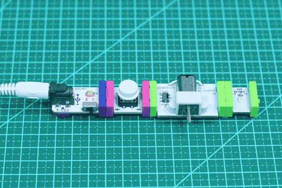 littleBits - Exemplo