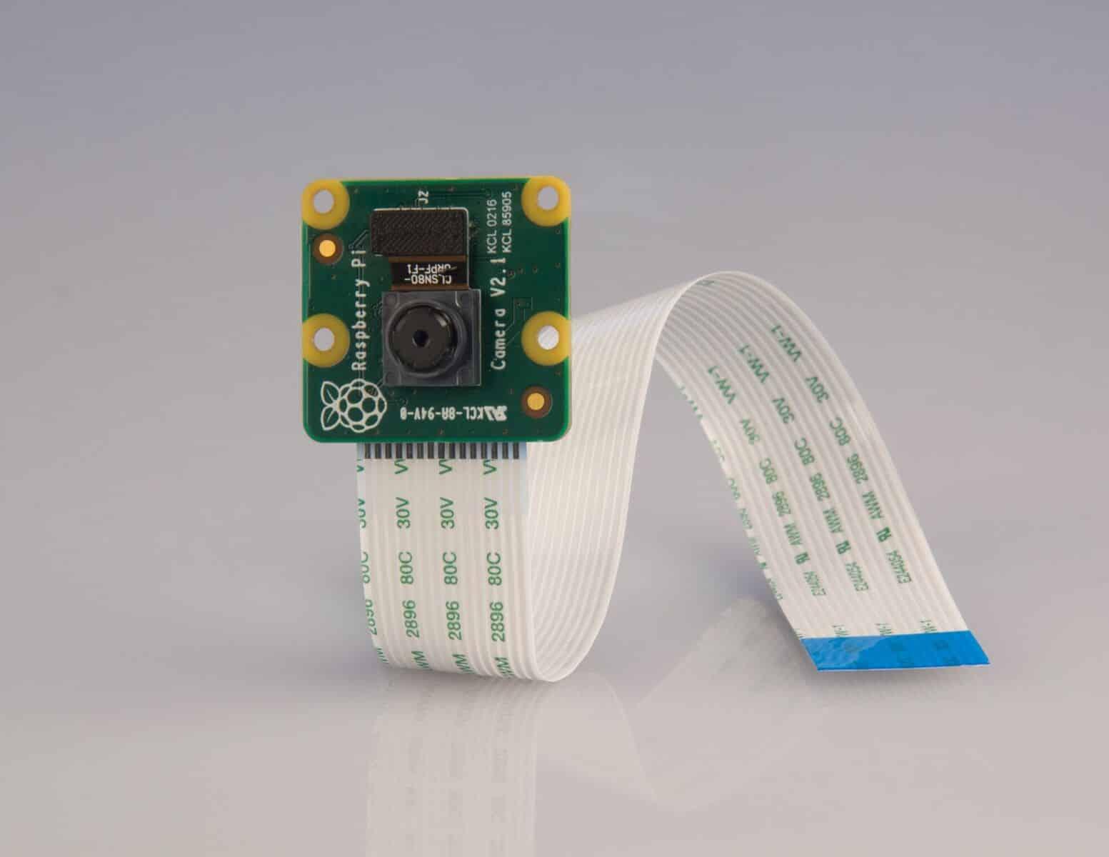 Câmera Raspberry Pi 8 Megapixel