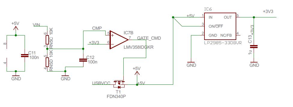 Figura 2 - Circuito de chaveamento