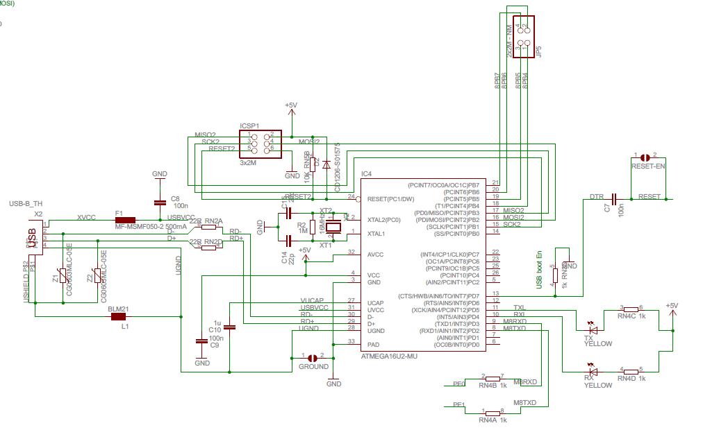 Figura 3 - Interface USB-TTL