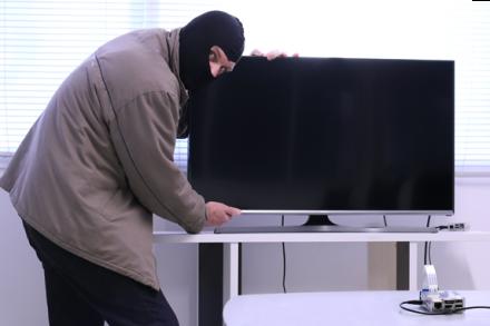 Automação Residencial com Raspberry Pi: Alarme