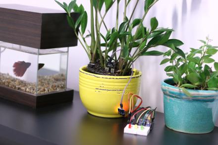 Monitore sua planta usando Arduino