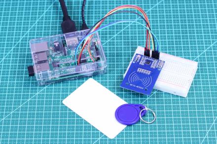 Controle de acesso RFID com Raspberry Pi