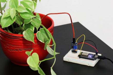 Planta IoT com ESP8266 NodeMCU – Parte 1