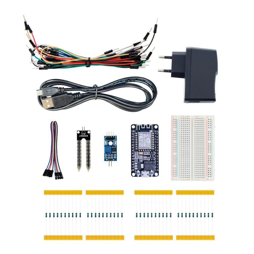 Kit Planta IoT com NodeMCU