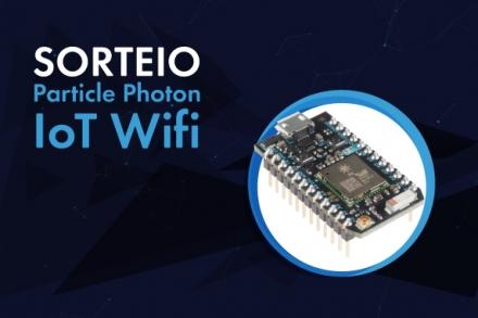 Concorra a uma Particle Photon IoT