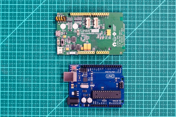 Comparativo LinkIt One e Placa Uno R3