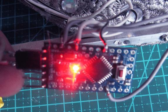 Detalhe Arduino