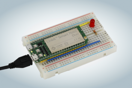 Como usar a IDE Arduino na Linkit Smart 7688 Duo