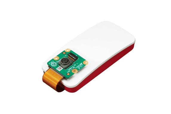 Raspberry Pi Zero W - Câmera