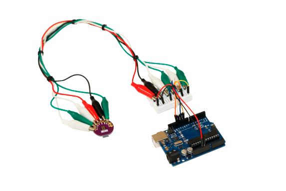 Projeto LilyTiny com Arduino