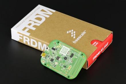 Apresentando a FRDM-KL05Z