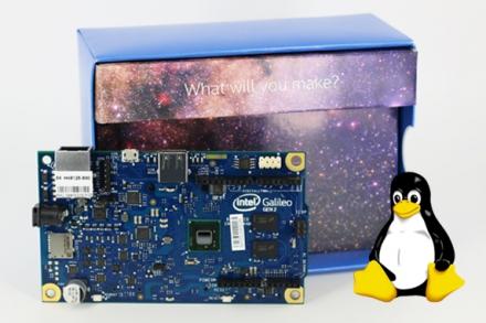 Intel Galileo Gen2 com nova imagem em microSD