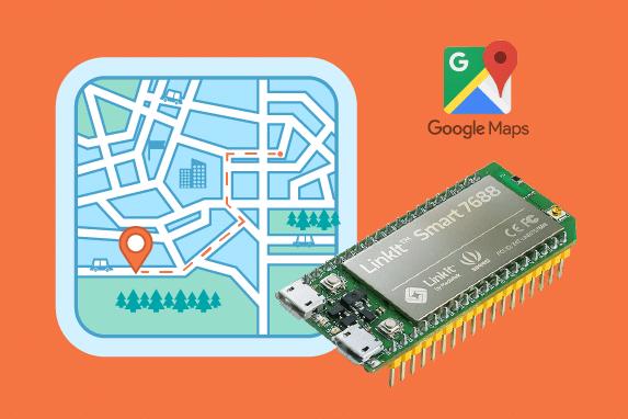 Geolocalização via IP com Linkit Smart 7688